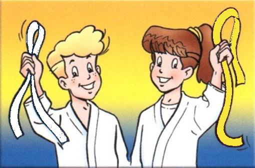 Programme de passage de ceinture n°1   blanche à jaune – Judo-Valbo ... 2ce4a2f41bf